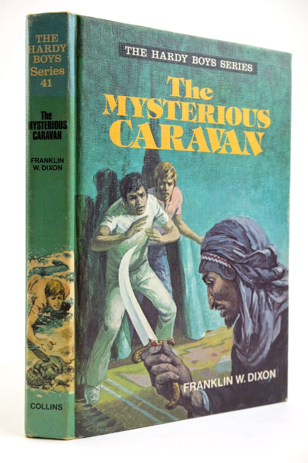 Photo of THE MYSTERIOUS CARAVAN