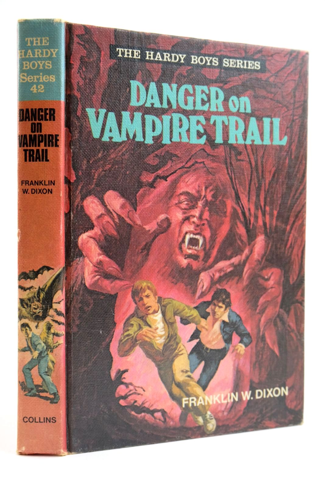 Photo of DANGER ON VAMPIRE TRAIL