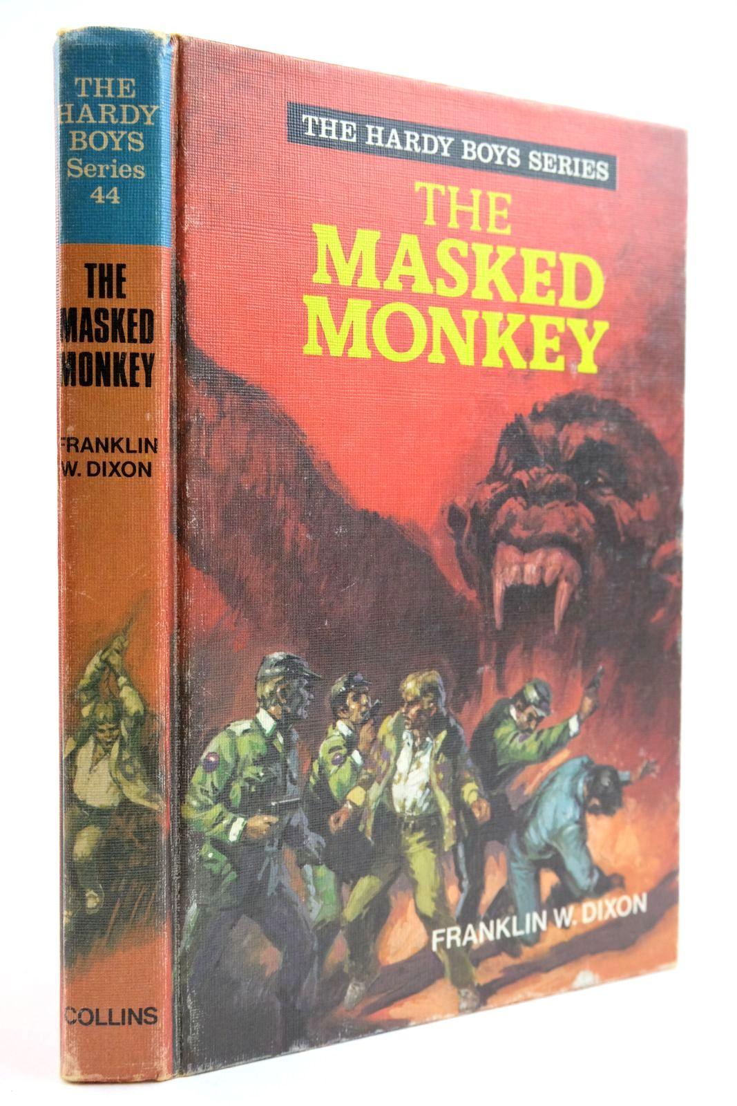 Photo of THE MASKED MONKEY