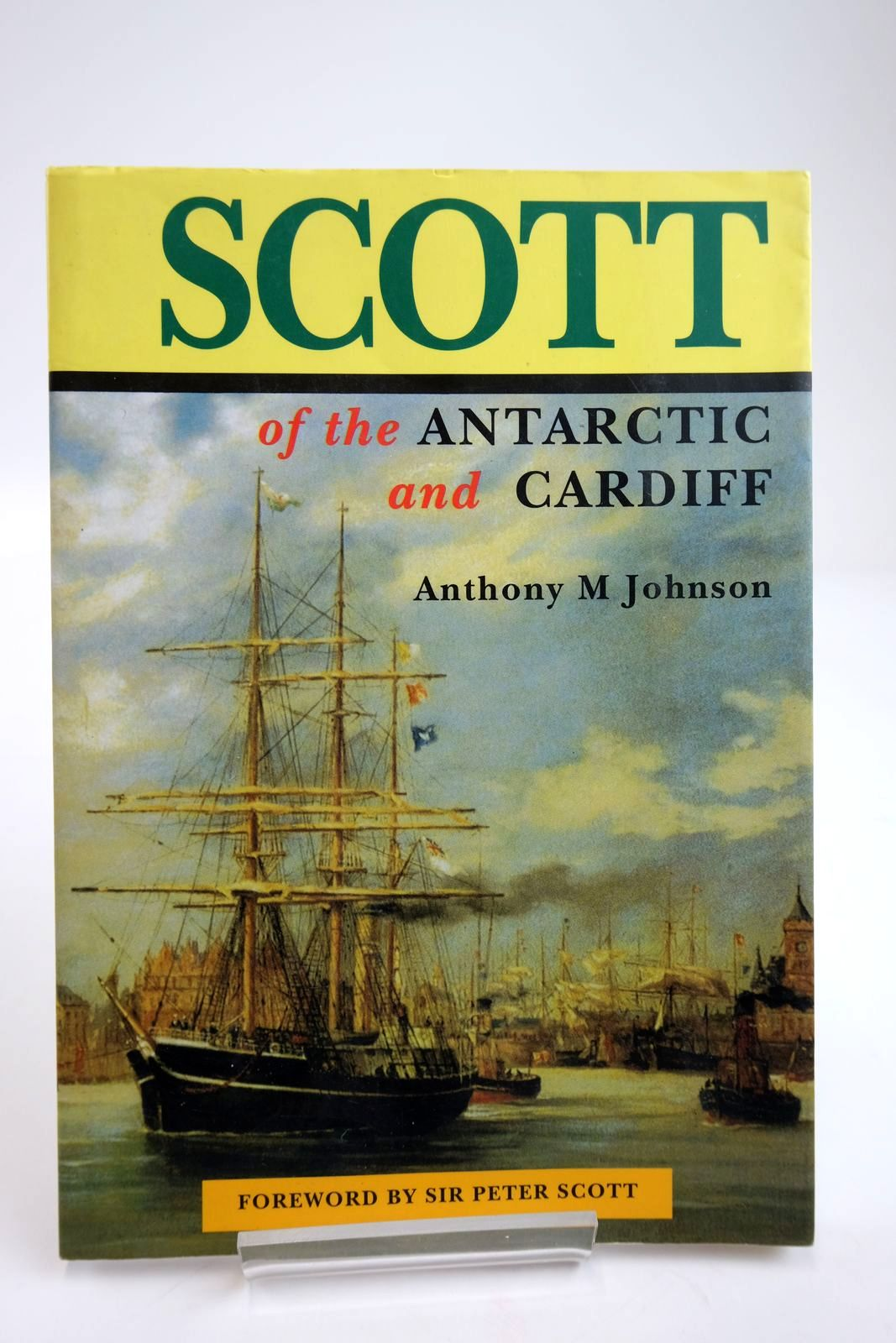 Photo of SCOTT OF THE ANTARCTIC AND CARDIFF- Stock Number: 2133674