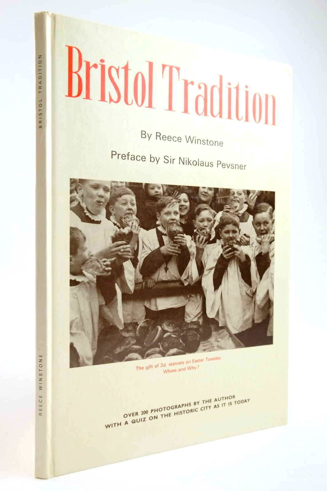 Photo of BRISTOL TRADITION written by Winstone, Reece published by Reece Winstone (STOCK CODE: 2133686)  for sale by Stella & Rose's Books