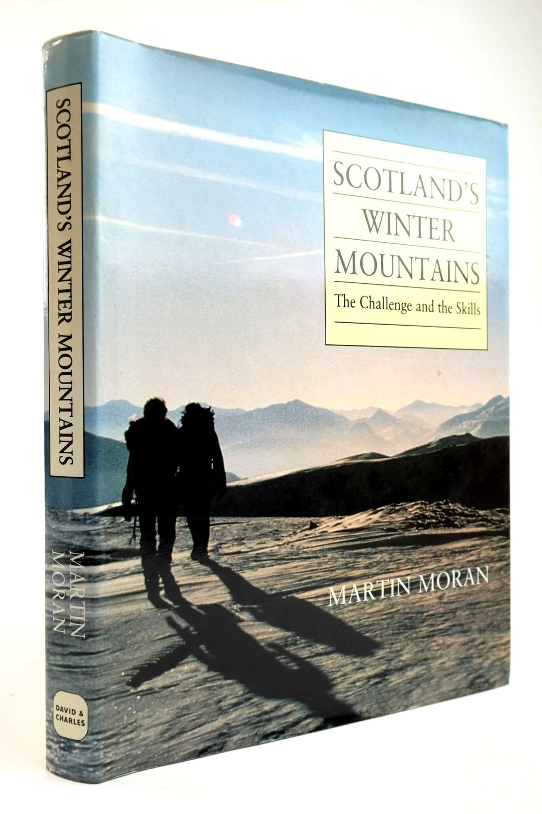 Photo of SCOTLAND'S WINTER MOUNTAINS written by Moran, Martin published by David & Charles (STOCK CODE: 2133687)  for sale by Stella & Rose's Books