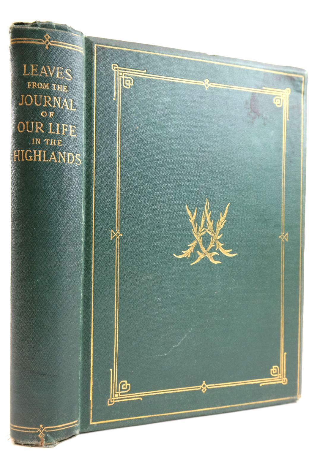 Photo of LEAVES FROM THE JOURNAL OF OUR LIFE IN THE HIGHLANDS written by Victoria, Queen Helps, Arthur published by Smith, Elder & Co. (STOCK CODE: 2133691)  for sale by Stella & Rose's Books