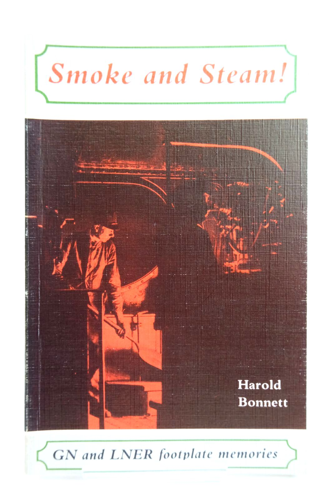 Photo of SMOKE AND STEAM! written by Bonnett, Harold published by D. Bradford Barton (STOCK CODE: 2133694)  for sale by Stella & Rose's Books
