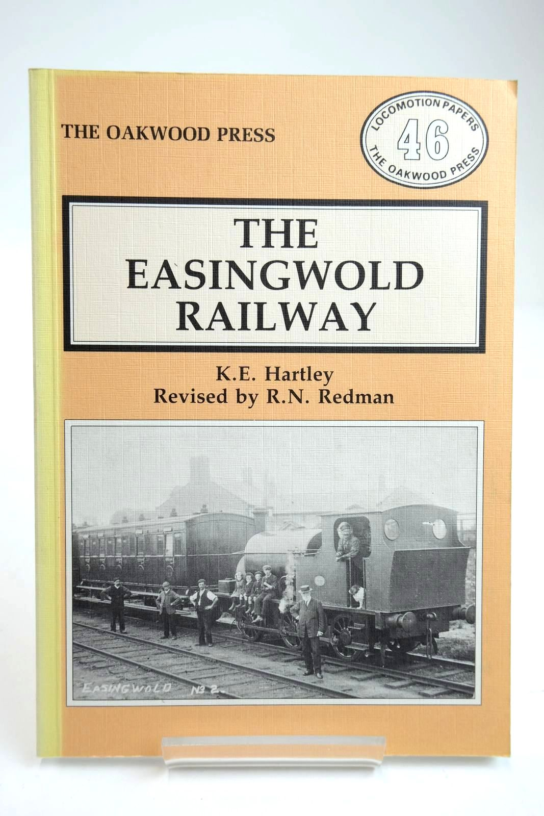 Photo of THE EASINGWOLD RAILWAY written by Hartley, K.E. Redman, R.N. published by The Oakwood Press (STOCK CODE: 2133697)  for sale by Stella & Rose's Books