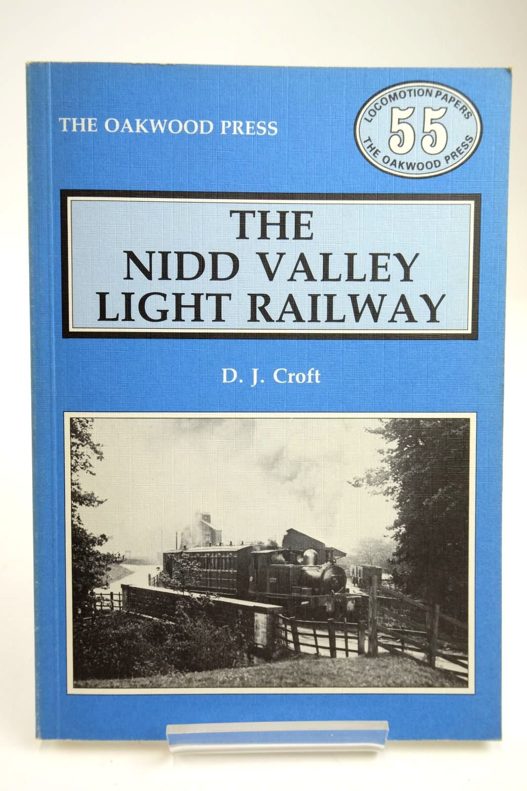 Photo of THE NIDD VALLEY LIGHT RAILWAY written by Croft, D.J. published by The Oakwood Press (STOCK CODE: 2133701)  for sale by Stella & Rose's Books