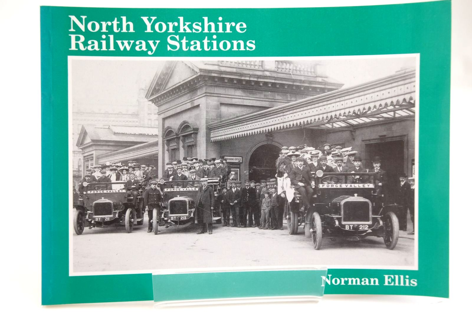 Photo of NORTH YORKSHIRE RAILWAY STATIONS written by Ellis, Norman published by Richard Stenlake (STOCK CODE: 2133706)  for sale by Stella & Rose's Books