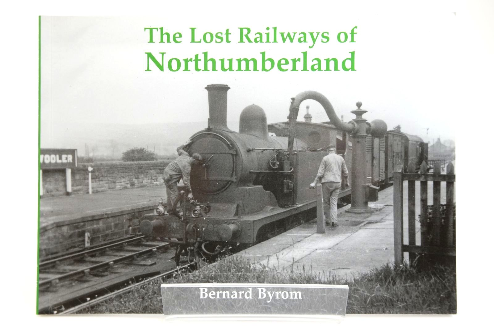 Photo of THE LOST RAILWAYS OF NORTHUMBERLAND- Stock Number: 2133707