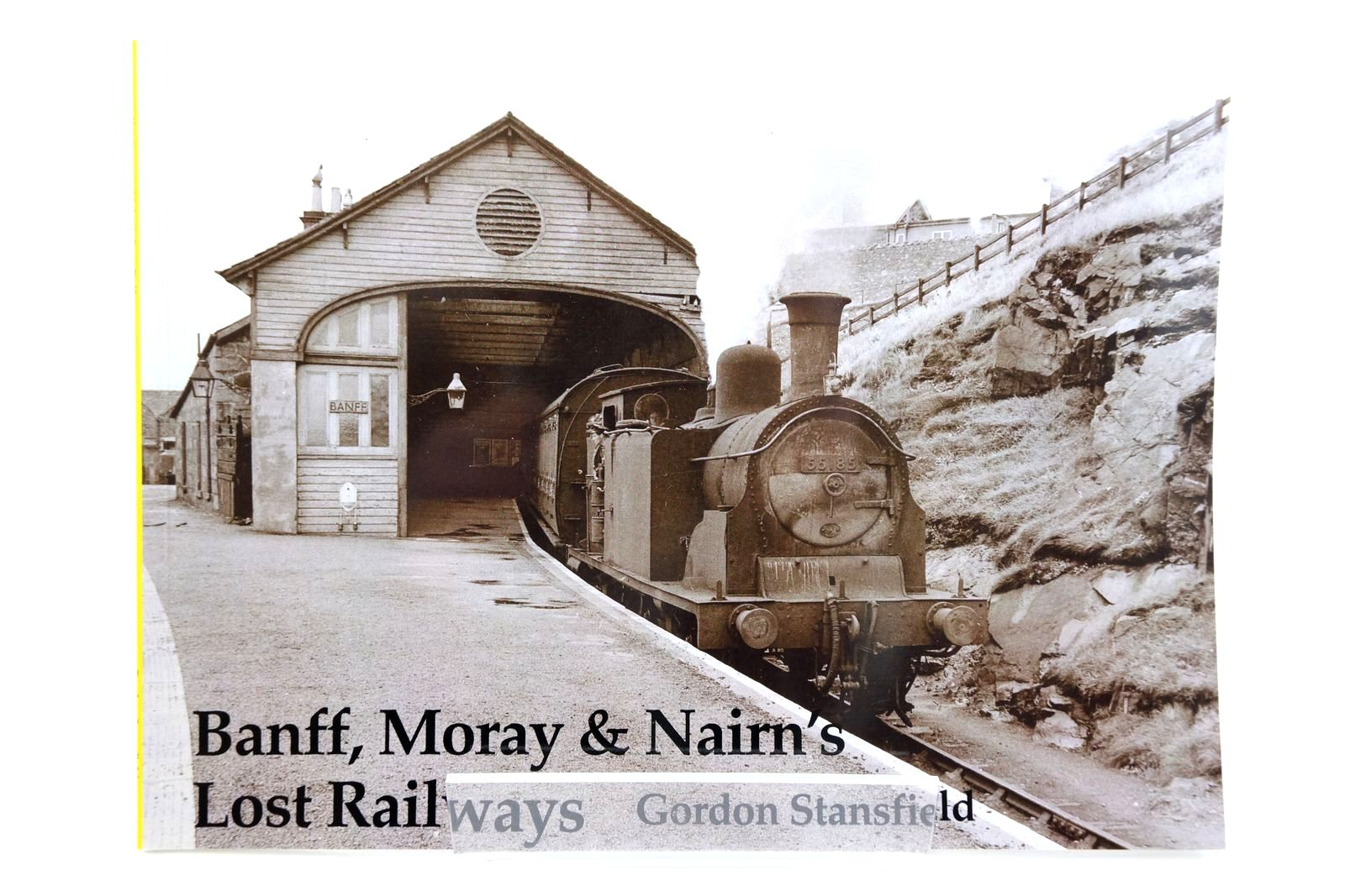 Photo of BANFF, MORAY & NAIRN'S LOST RAILWAYS written by Stansfield, Gordon published by Stenlake Publishing (STOCK CODE: 2133714)  for sale by Stella & Rose's Books