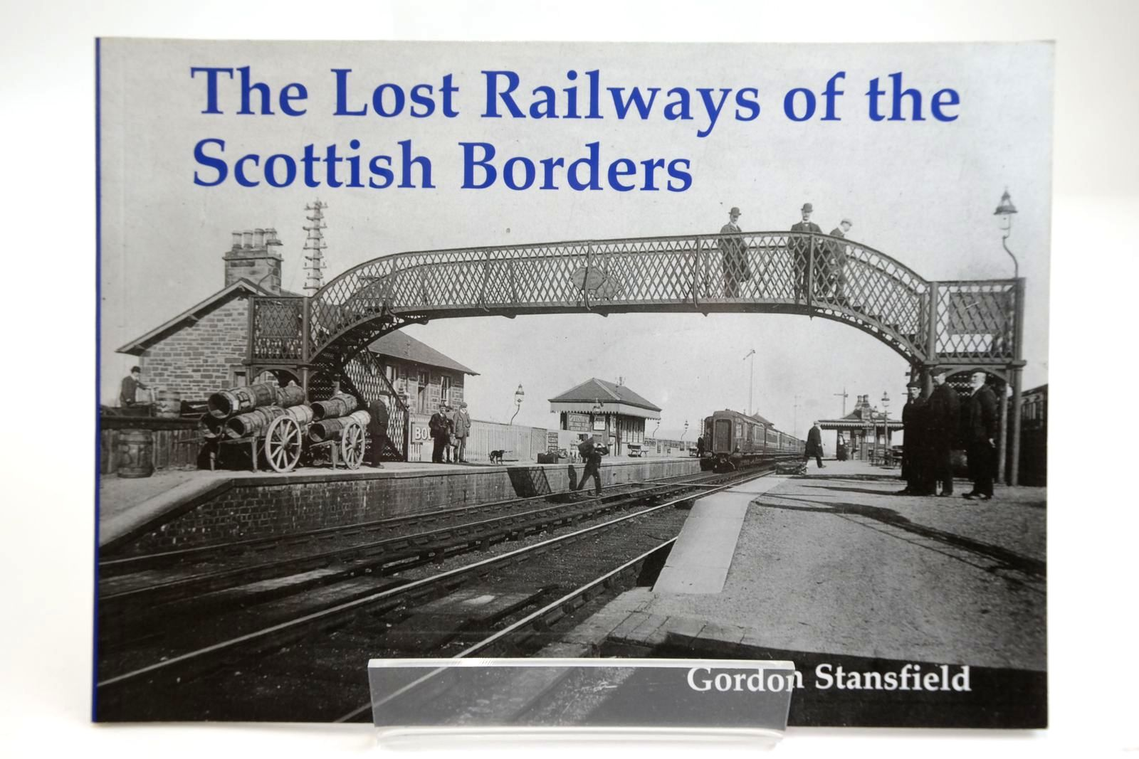 Photo of THE LOST RAILWAYS OF THE SCOTTISH BORDERS- Stock Number: 2133715