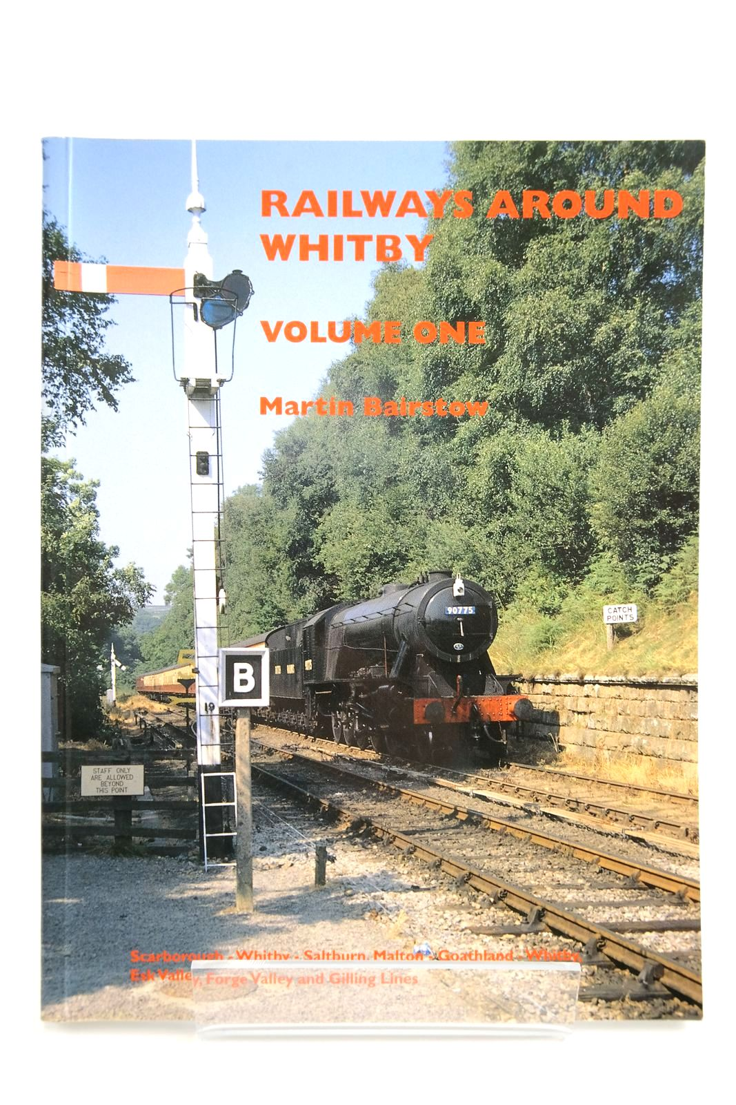 Photo of RAILWAYS AROUND WHITBY VOLUME ONE- Stock Number: 2133733