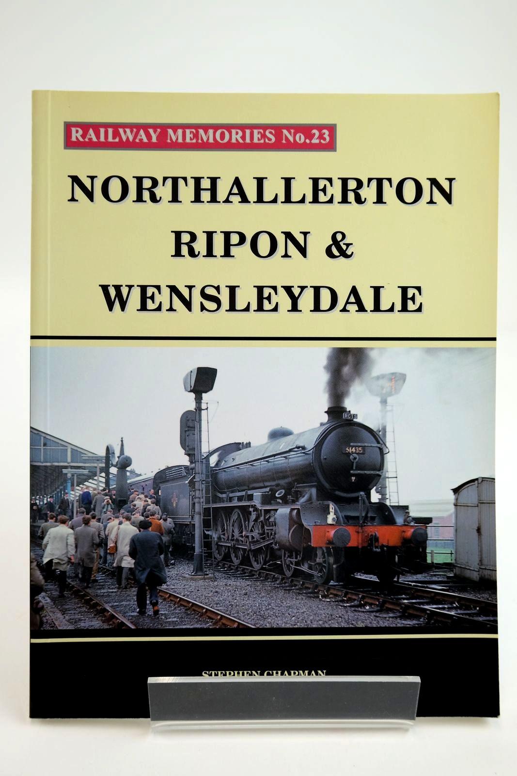Photo of RAILWAY MEMORIES No. 23 NORTHALLERTON RIPON & WENSLEYDALE- Stock Number: 2133734