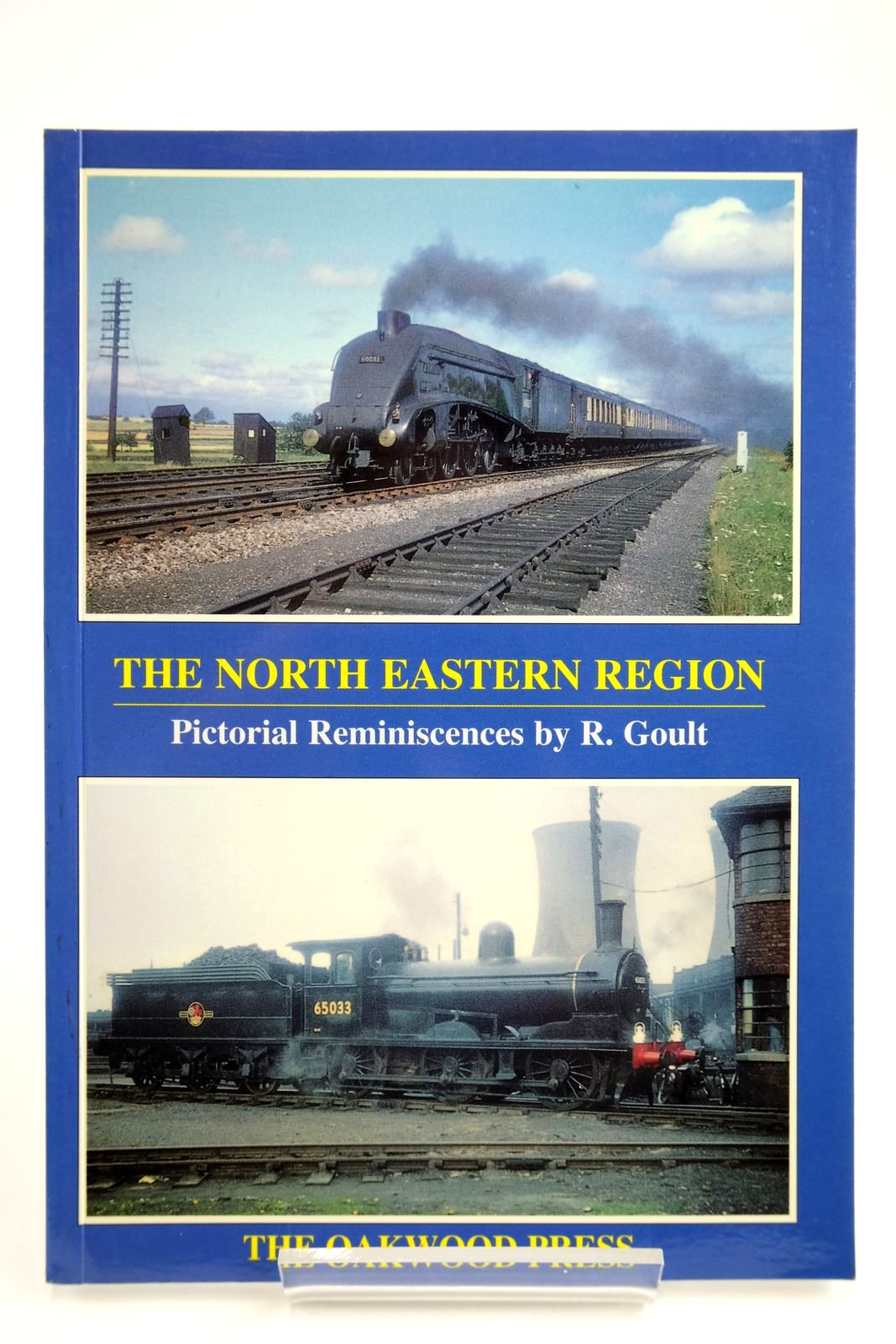 Photo of THE NORTH EASTERN REGION: PICTORIAL REMINISCENCES written by Goult, Ron published by The Oakwood Press (STOCK CODE: 2133747)  for sale by Stella & Rose's Books