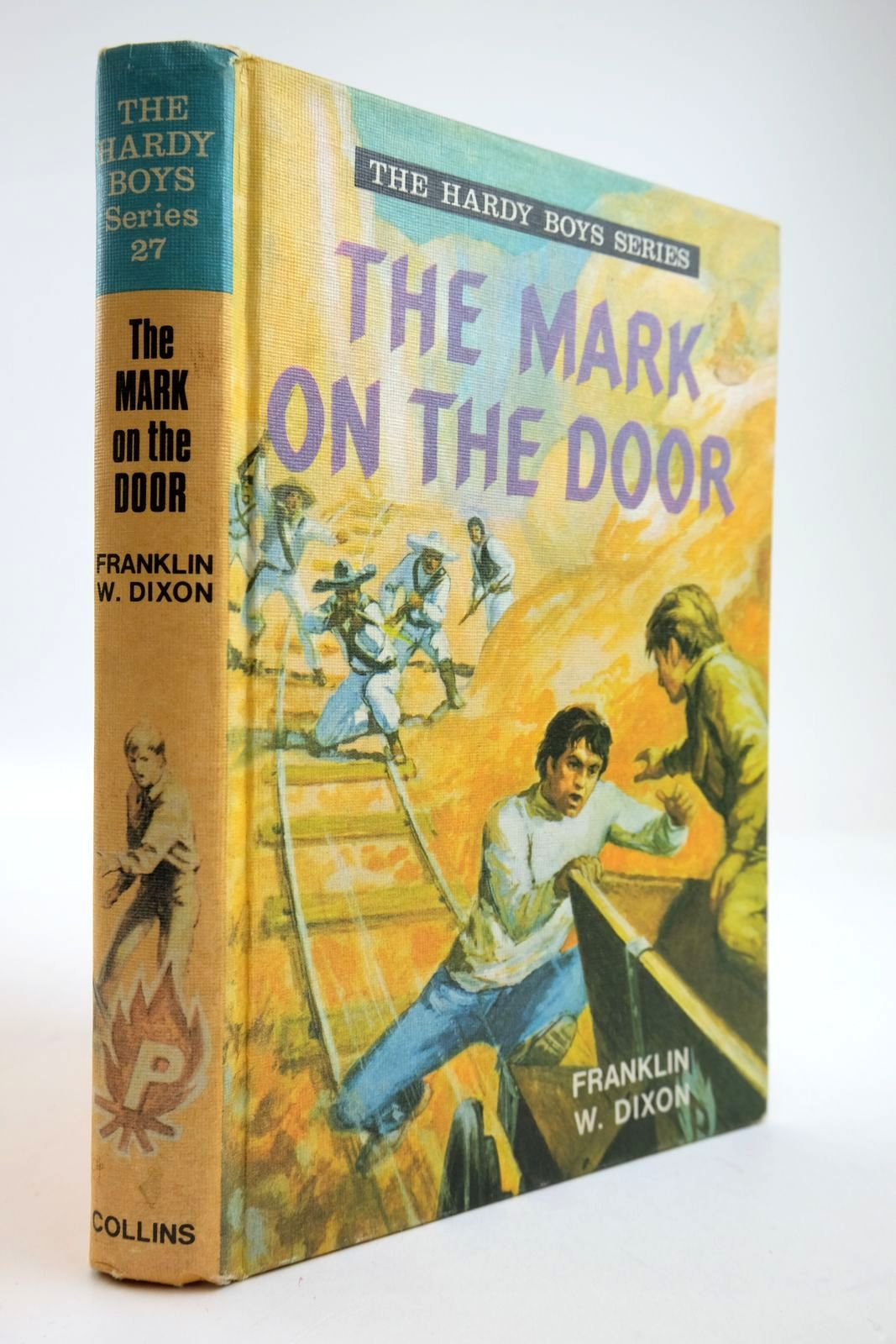 Photo of THE MARK ON THE DOOR- Stock Number: 2133756