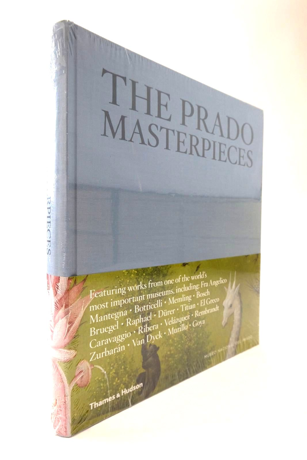 Photo of THE PRADO MASTERPIECES written by Witschey, Erica illustrated by Angelico, Fra Botticelli, Raphael, et al., published by Thames and Hudson (STOCK CODE: 2133785)  for sale by Stella & Rose's Books
