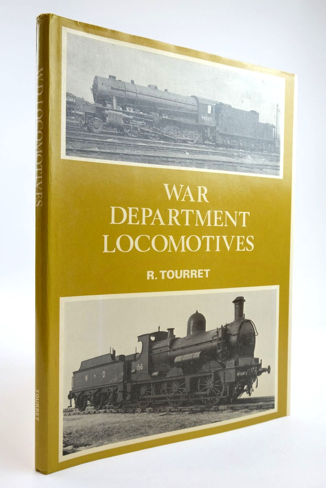Photo of WAR DEPARTMENT LOCOMOTIVES- Stock Number: 2133792
