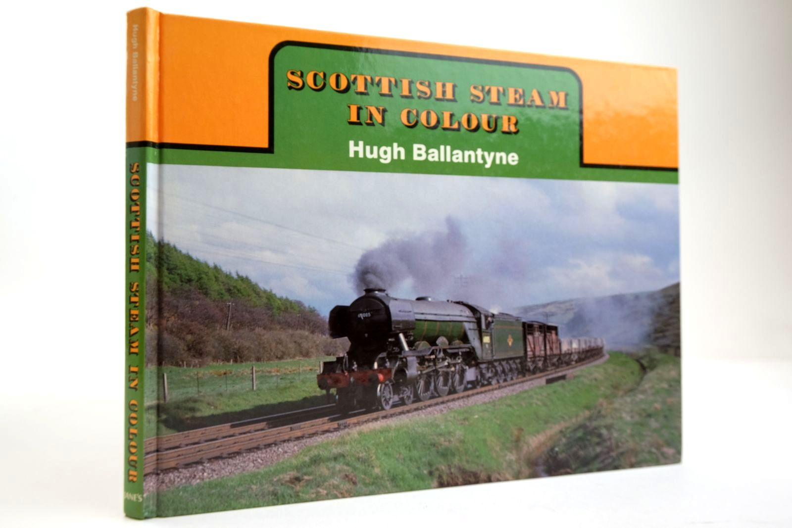 Photo of SCOTTISH STEAM IN COLOUR- Stock Number: 2133795