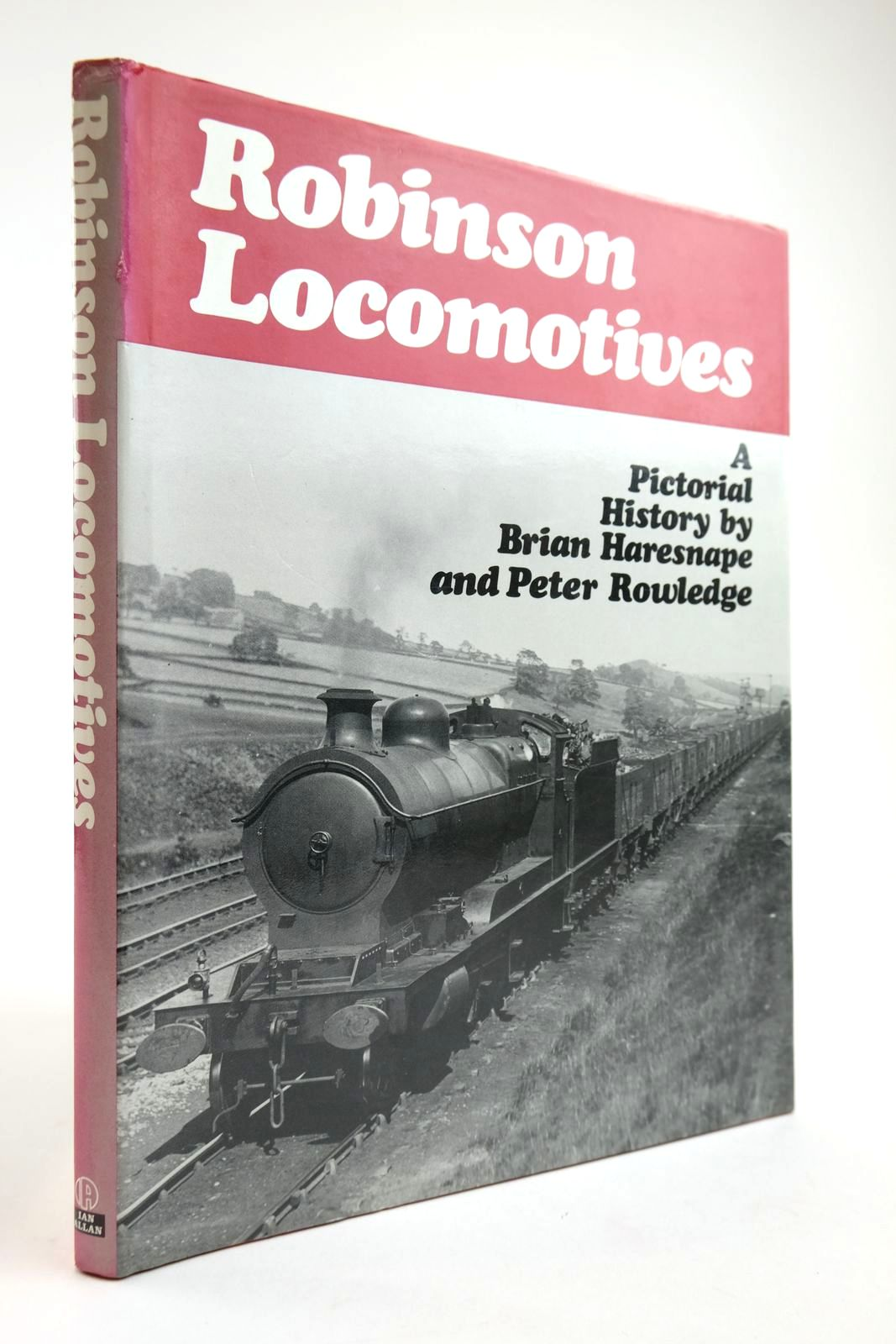 Photo of ROBINSON LOCOMOTIVES A PICTORIAL HISTORY- Stock Number: 2133796