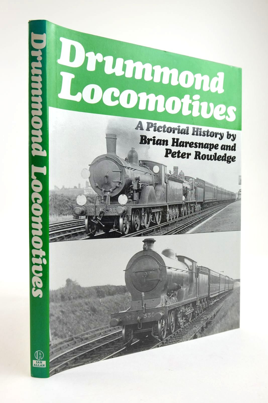 Photo of DRUMMOND LOCOMOTIVES A PICTORIAL HISTORY- Stock Number: 2133798