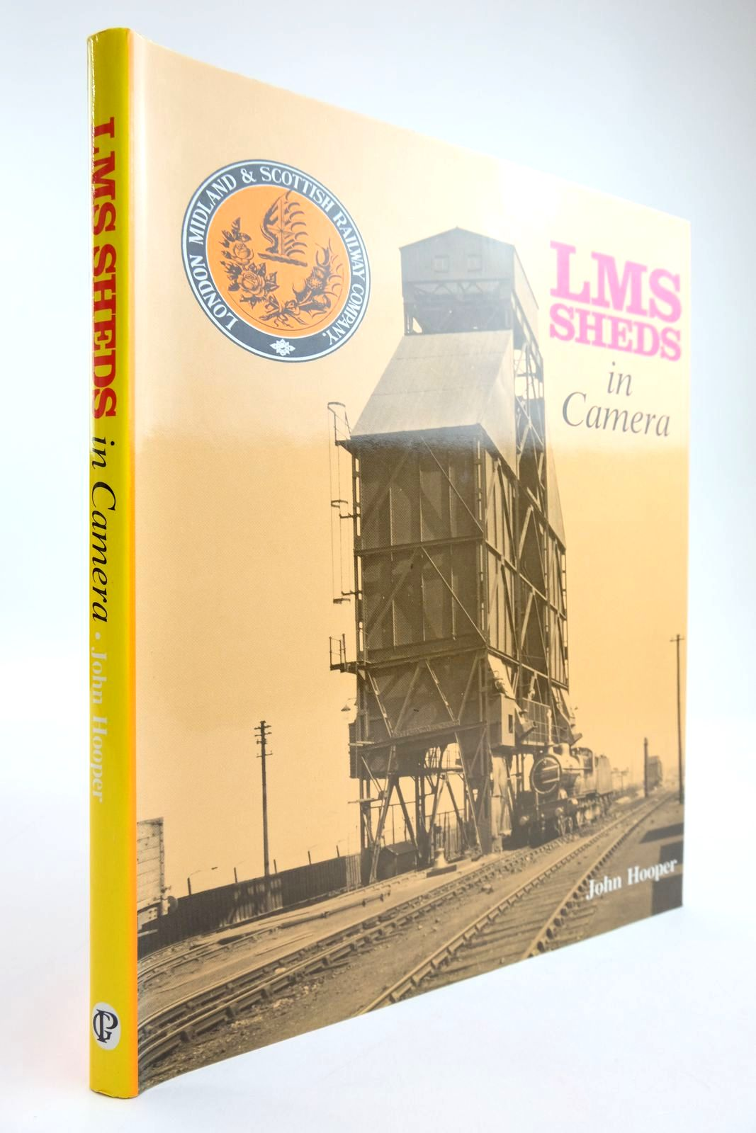 Photo of LMS SHEDS IN CAMERA written by Hooper, John published by Guild Publishing (STOCK CODE: 2133801)  for sale by Stella & Rose's Books
