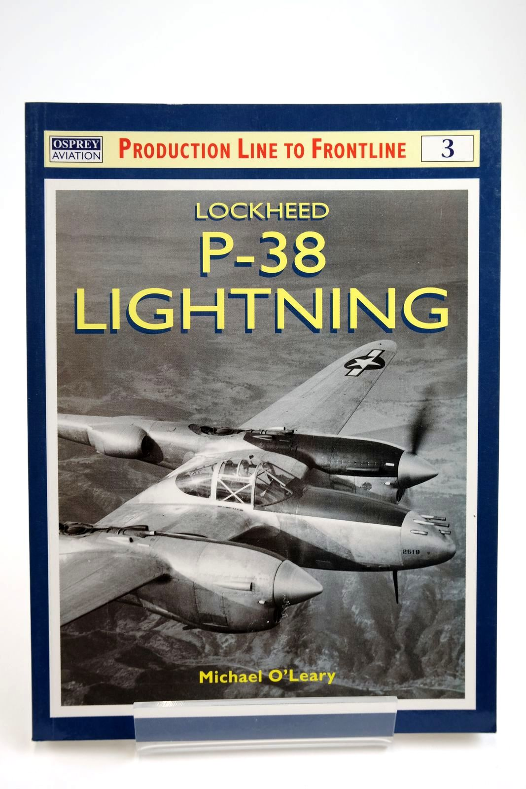 Photo of LOCKHEED P-38 LIGHTNING- Stock Number: 2133809