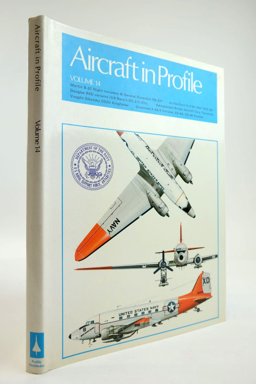 Photo of AIRCRAFT IN PROFILE VOLUME 14 written by Cain, Charles W. published by Profile Publications (STOCK CODE: 2133811)  for sale by Stella & Rose's Books