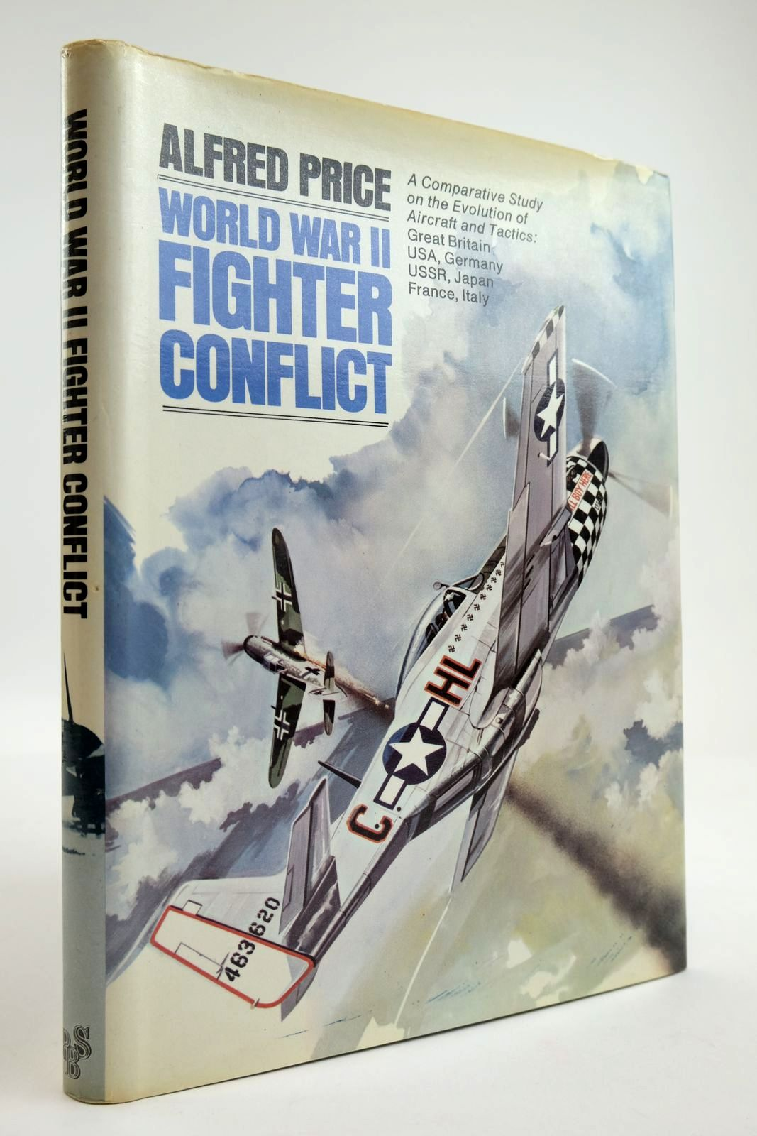 Photo of WORLD WAR II FIGHTER CONFLICT written by Price, Alfred published by Purnell Book Services Limited (STOCK CODE: 2133813)  for sale by Stella & Rose's Books