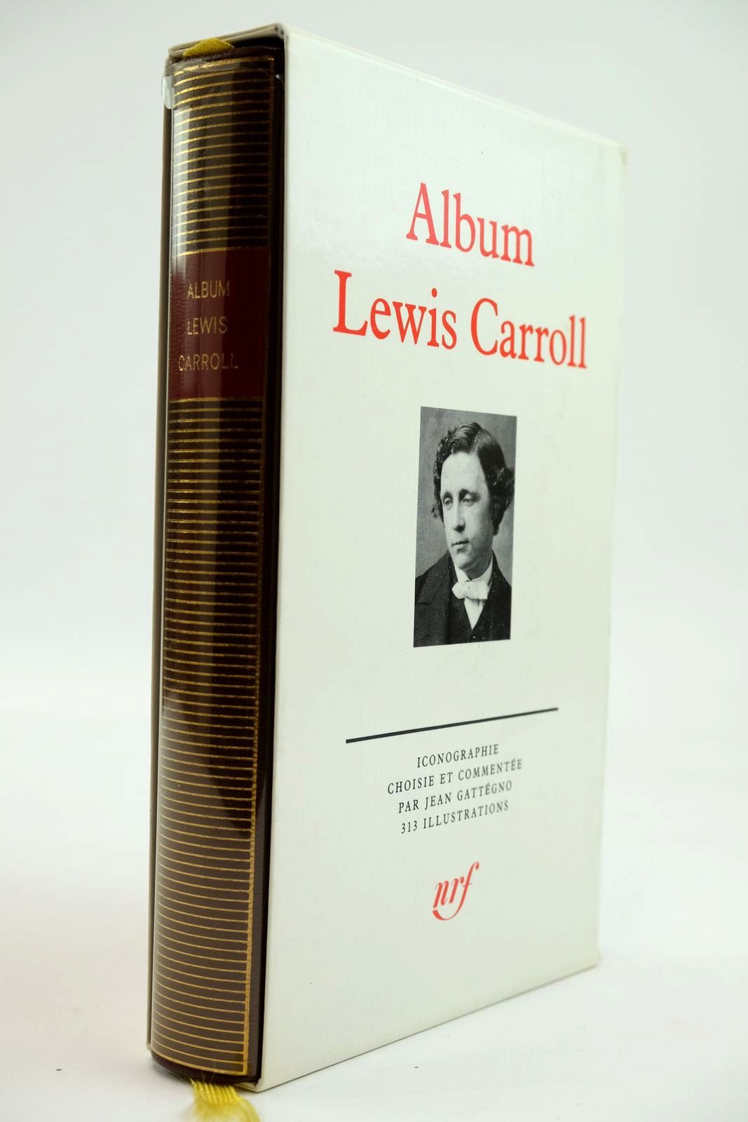 Photo of ALBUM LEWIS CARROLL- Stock Number: 2133821