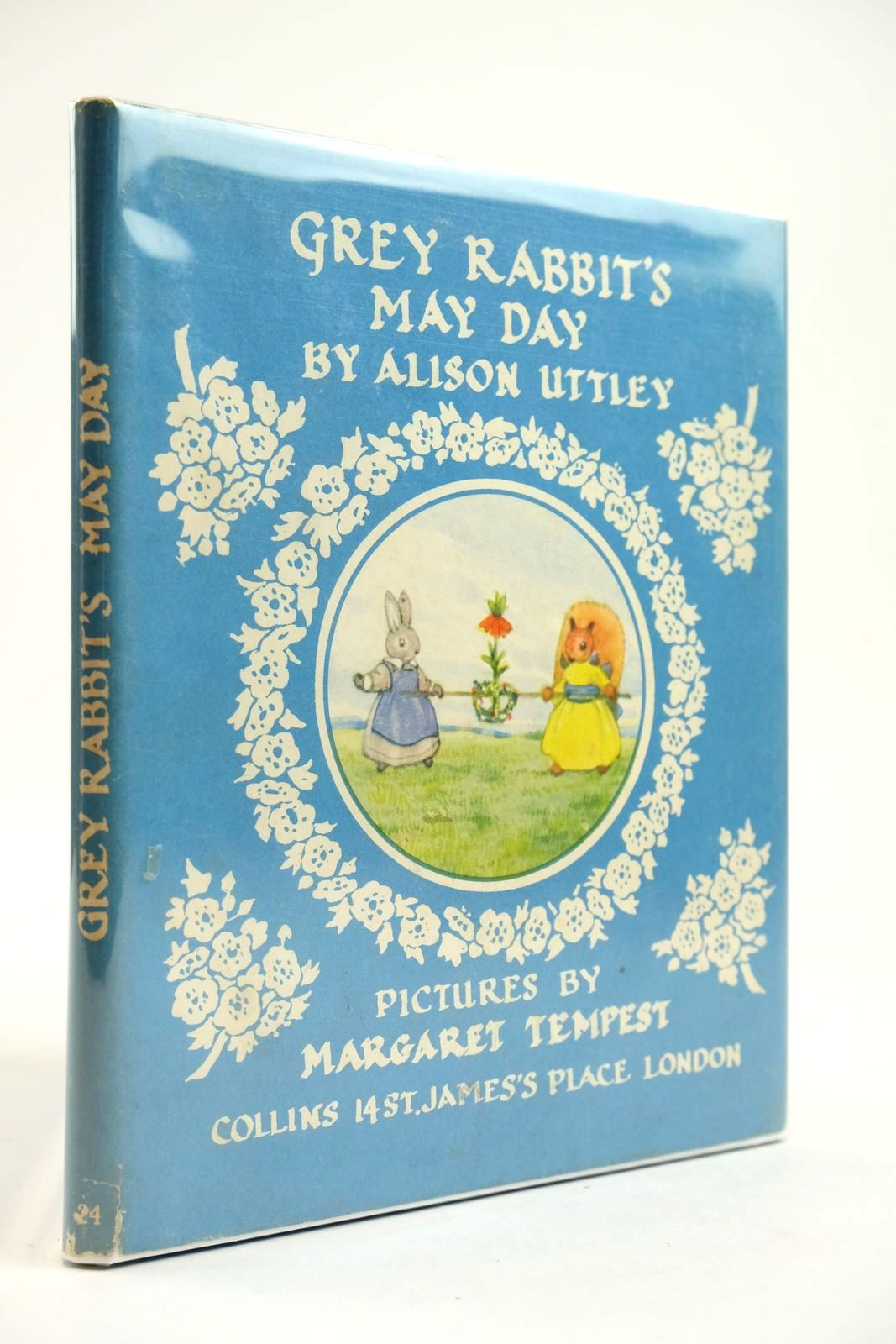 Photo of GREY RABBIT'S MAY DAY written by Uttley, Alison illustrated by Tempest, Margaret published by Collins (STOCK CODE: 2133822)  for sale by Stella & Rose's Books