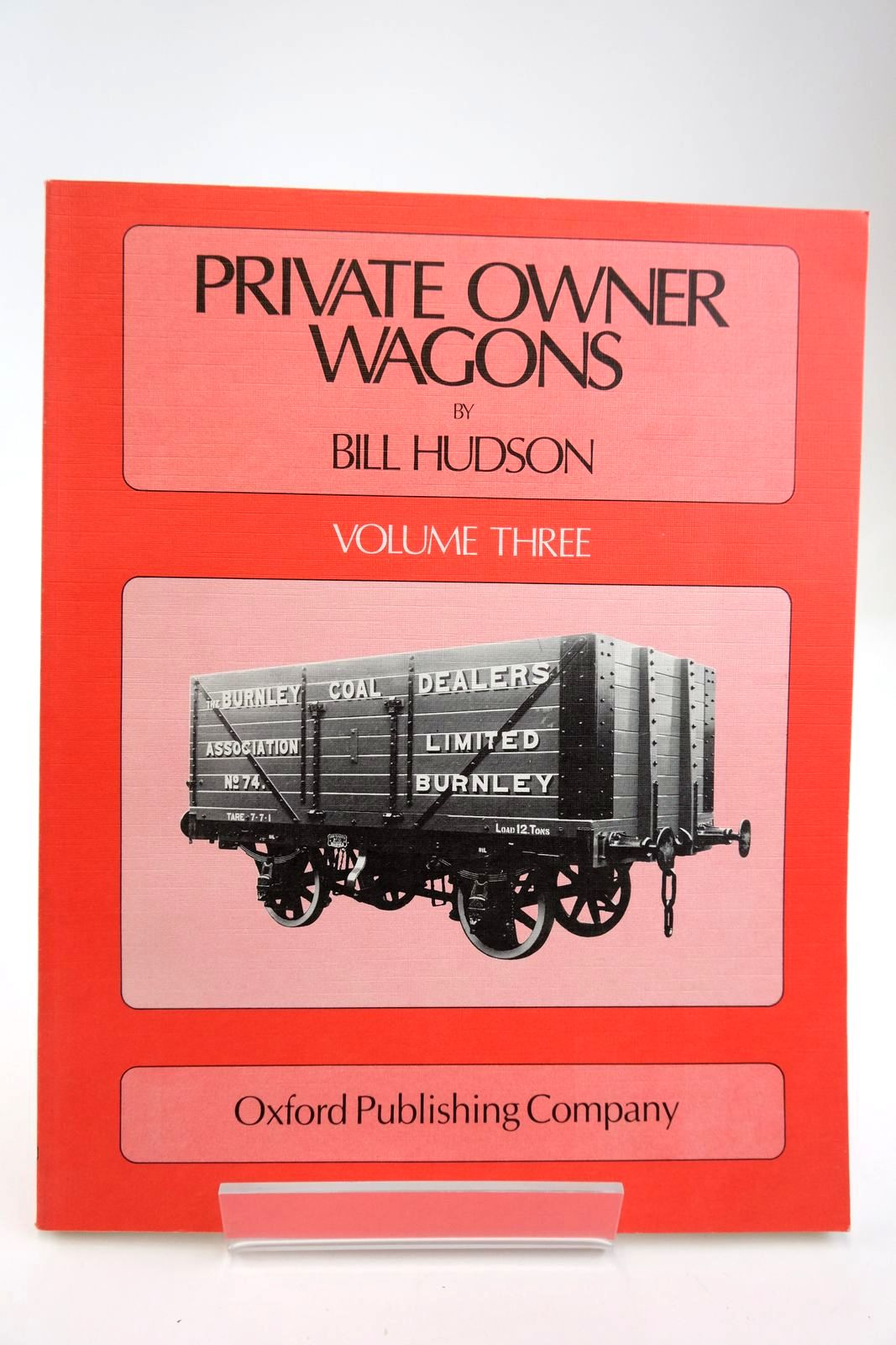 Photo of PRIVATE OWNER WAGONS VOLUME THREE written by Hudson, Bill published by Oxford Publishing (STOCK CODE: 2133825)  for sale by Stella & Rose's Books