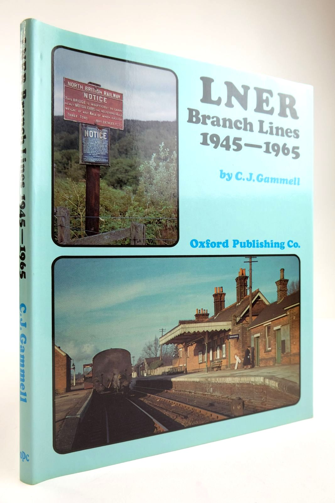 Photo of LNER BRANCH LINES 1945-1965- Stock Number: 2133833
