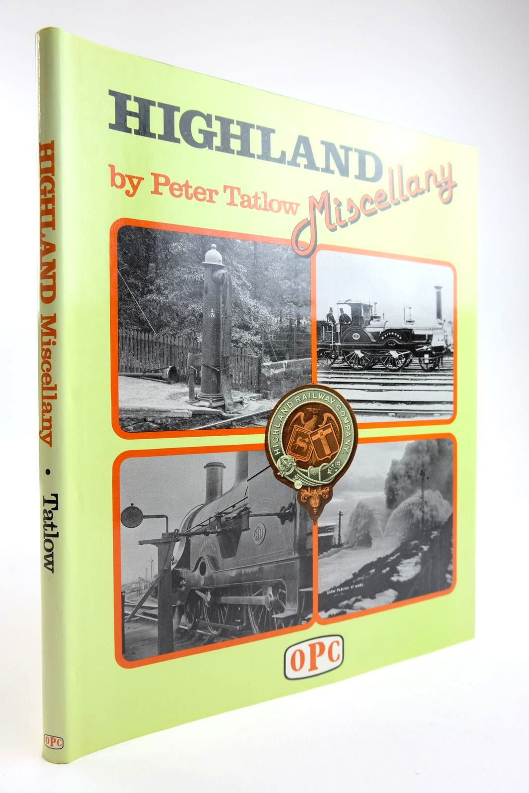Photo of HIGHLAND RAILWAY MISCELLANY- Stock Number: 2133835