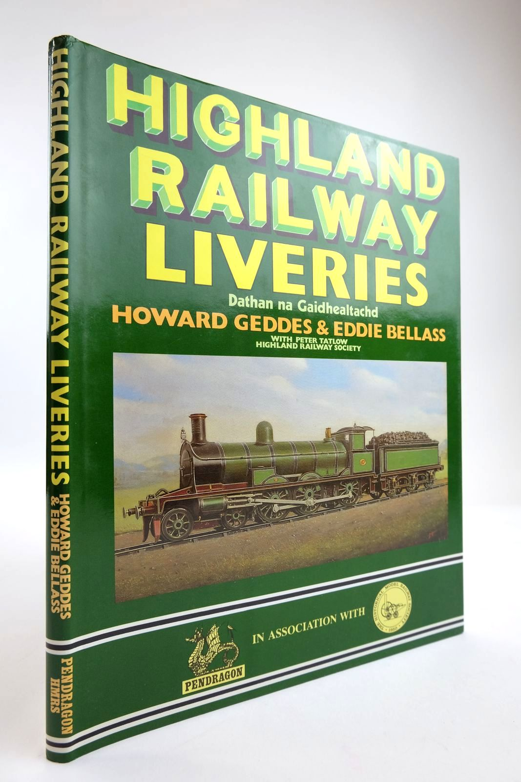 Photo of HIGHLAND RAILWAY LIVERIES- Stock Number: 2133836