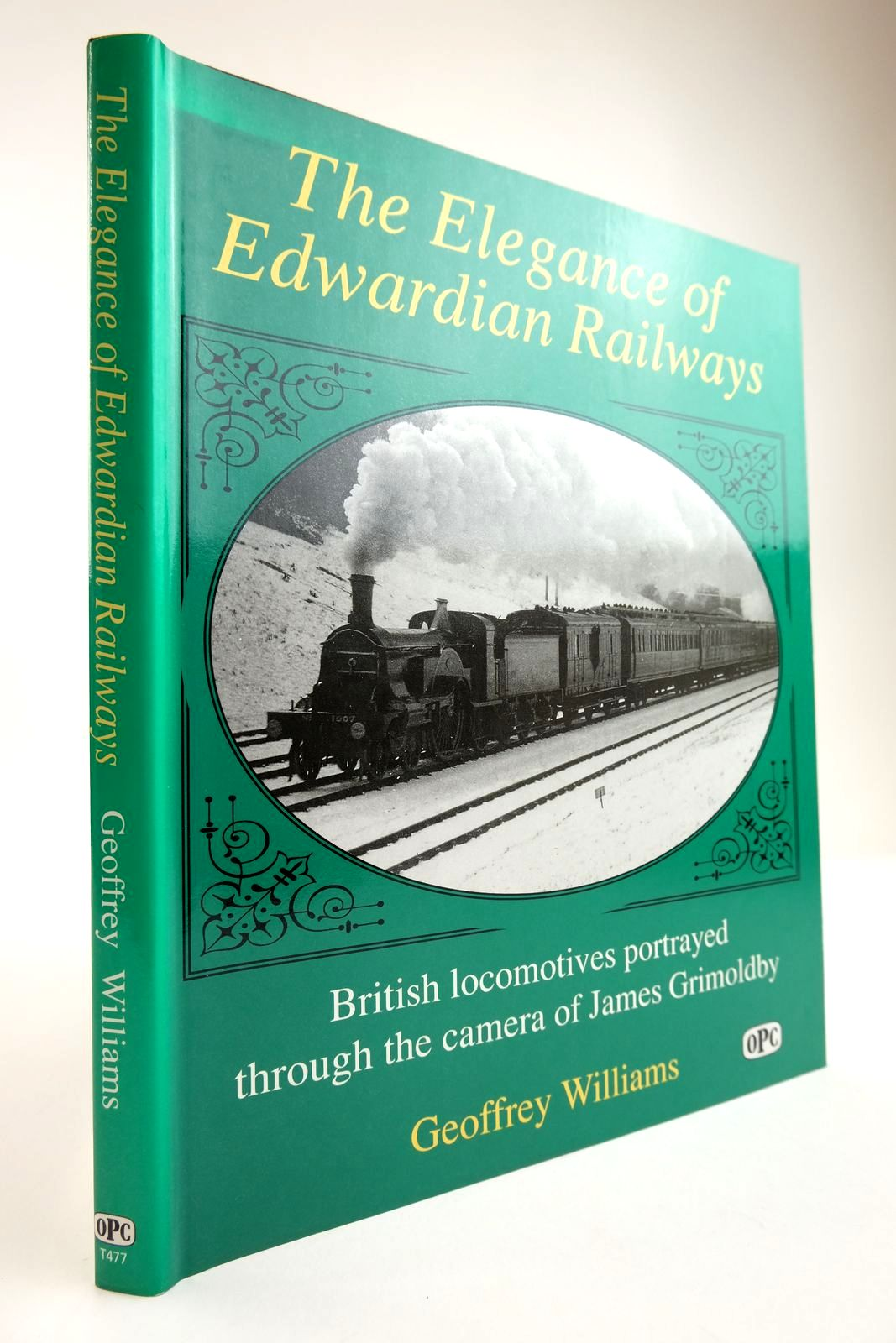 Photo of THE ELEGANCE OF THE EDWARDIAN RAILWAYS- Stock Number: 2133843