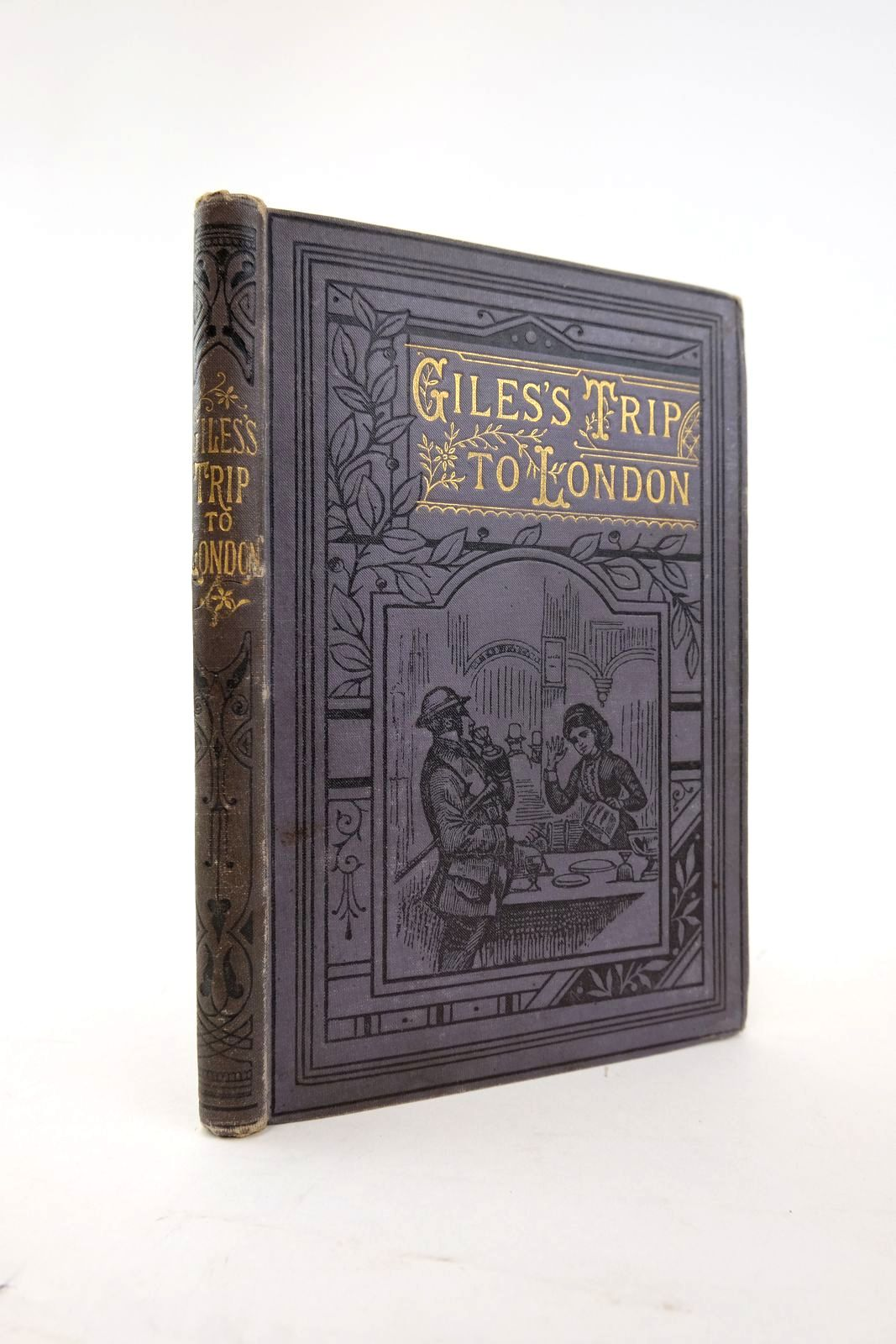 Photo of GILES'S TRIP TO LONDON written by Spilling, James published by Jarrold & Sons (STOCK CODE: 2133849)  for sale by Stella & Rose's Books