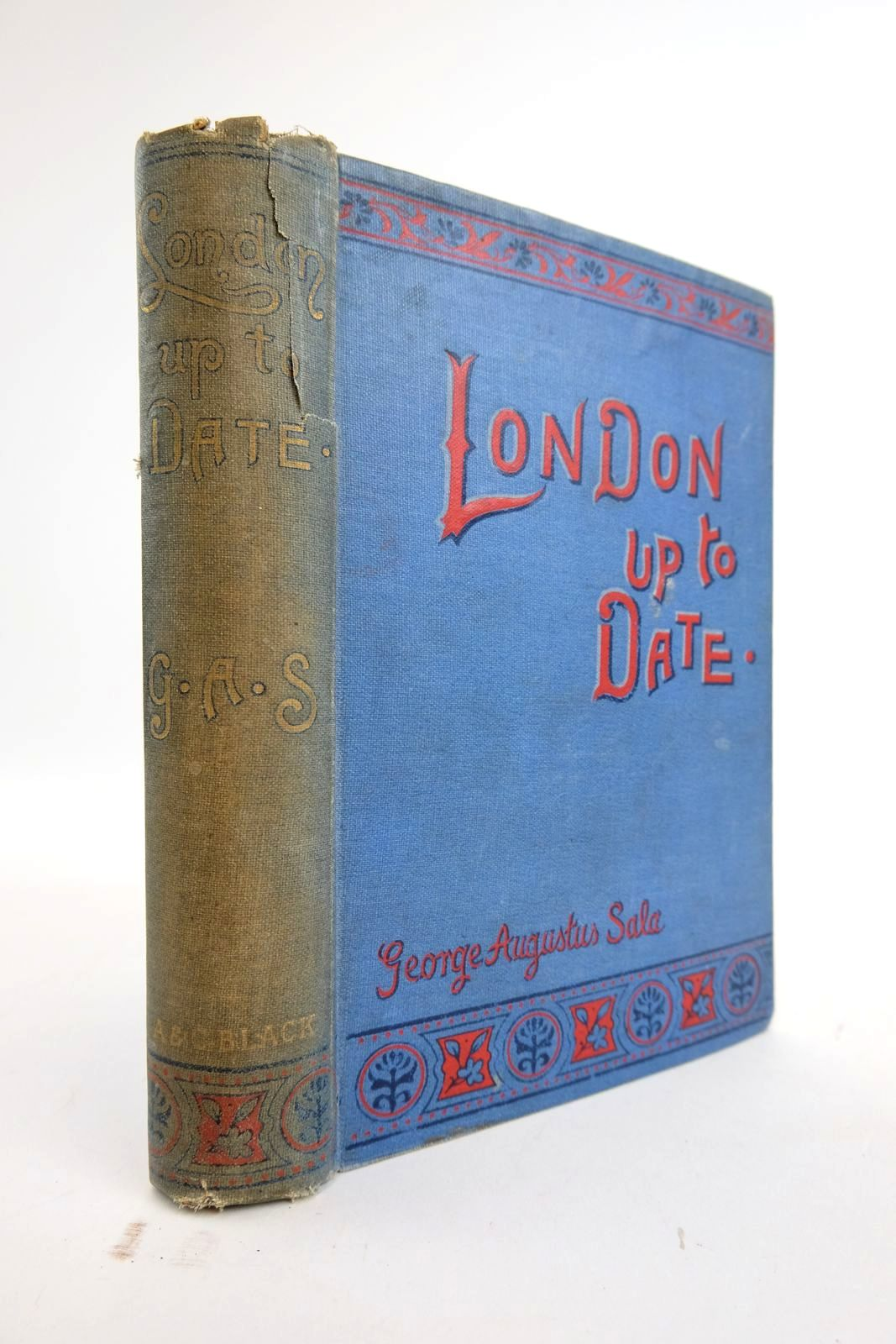 Photo of LONDON UP TO DATE written by Sala, George Augustus published by Adam & Charles Black (STOCK CODE: 2133854)  for sale by Stella & Rose's Books