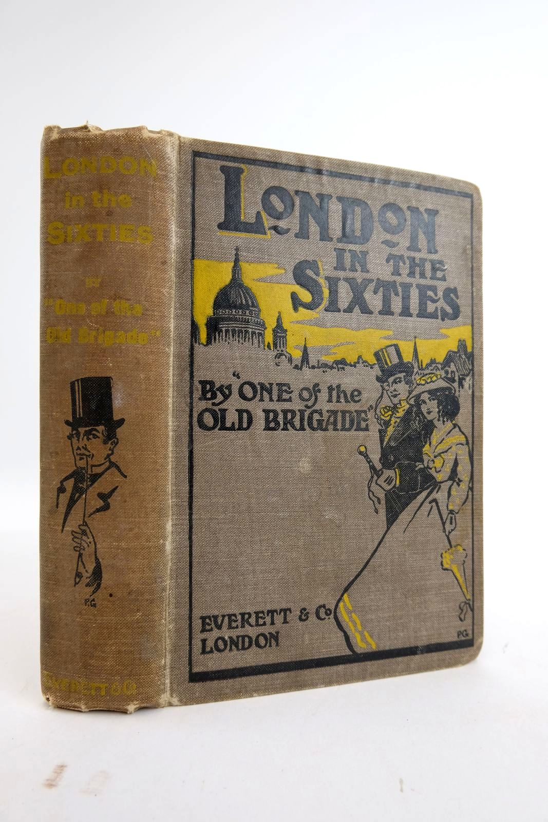 Photo of LONDON IN THE SIXTIES written by Shaw, Donald published by Everett & Co. (STOCK CODE: 2133855)  for sale by Stella & Rose's Books