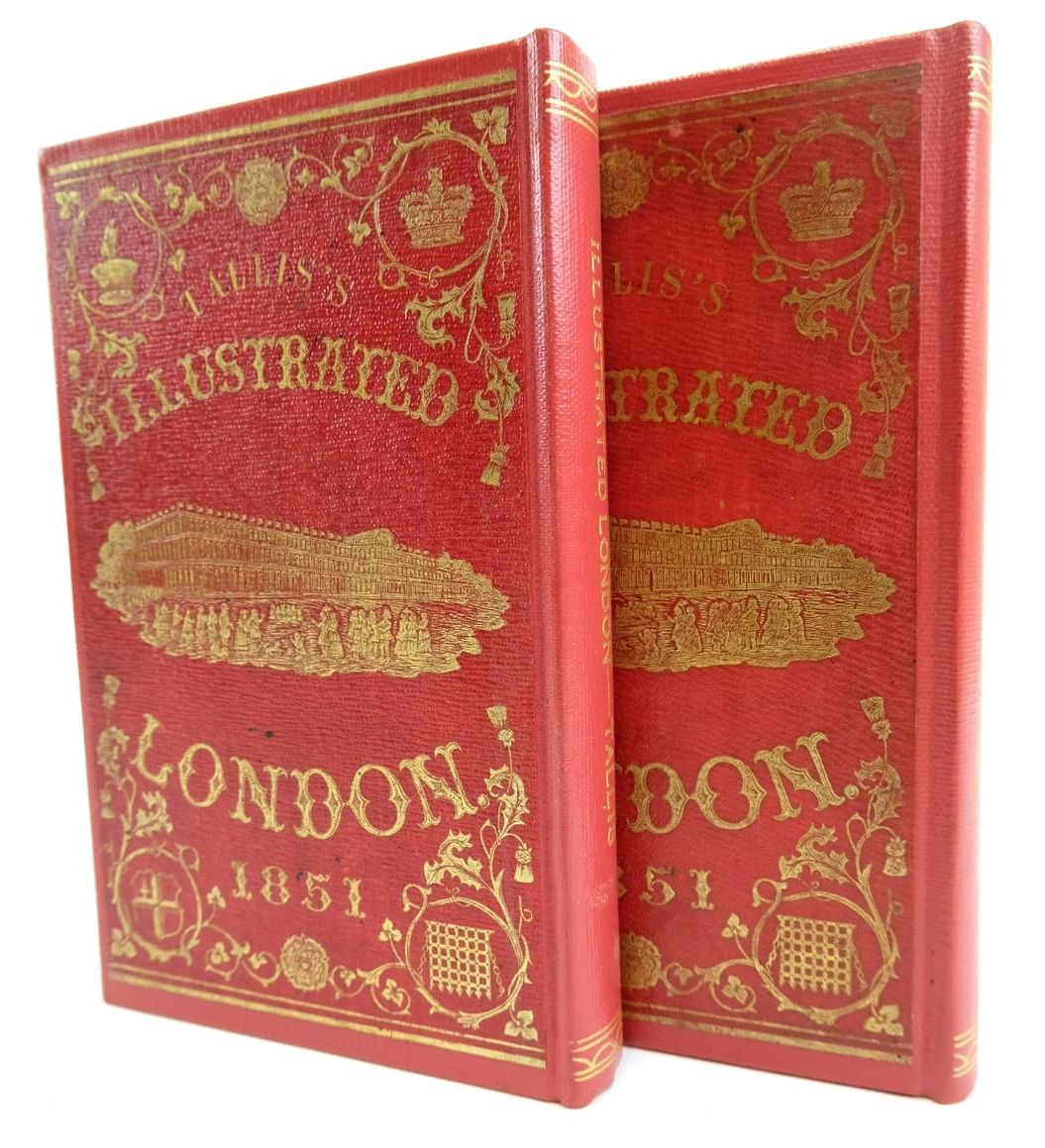 Photo of TALLIS'S ILLUSTRATED LONDON IN COMMEMORATION OF THE GREAT EXHIBITION OF ALL NATIONS IN 1851 VOLUME II written by Gaspey, William published by John Tallis & Company (STOCK CODE: 2133860)  for sale by Stella & Rose's Books