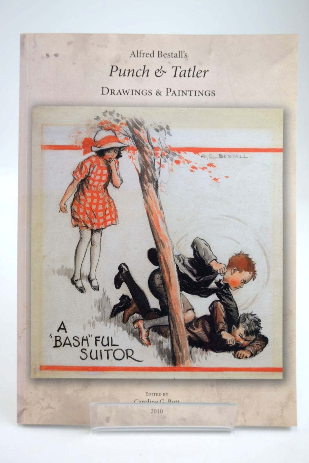 Photo of ALFRED BESTALL'S PUNCH & TATLER DRAWINGS & PAINTINGS- Stock Number: 2133879