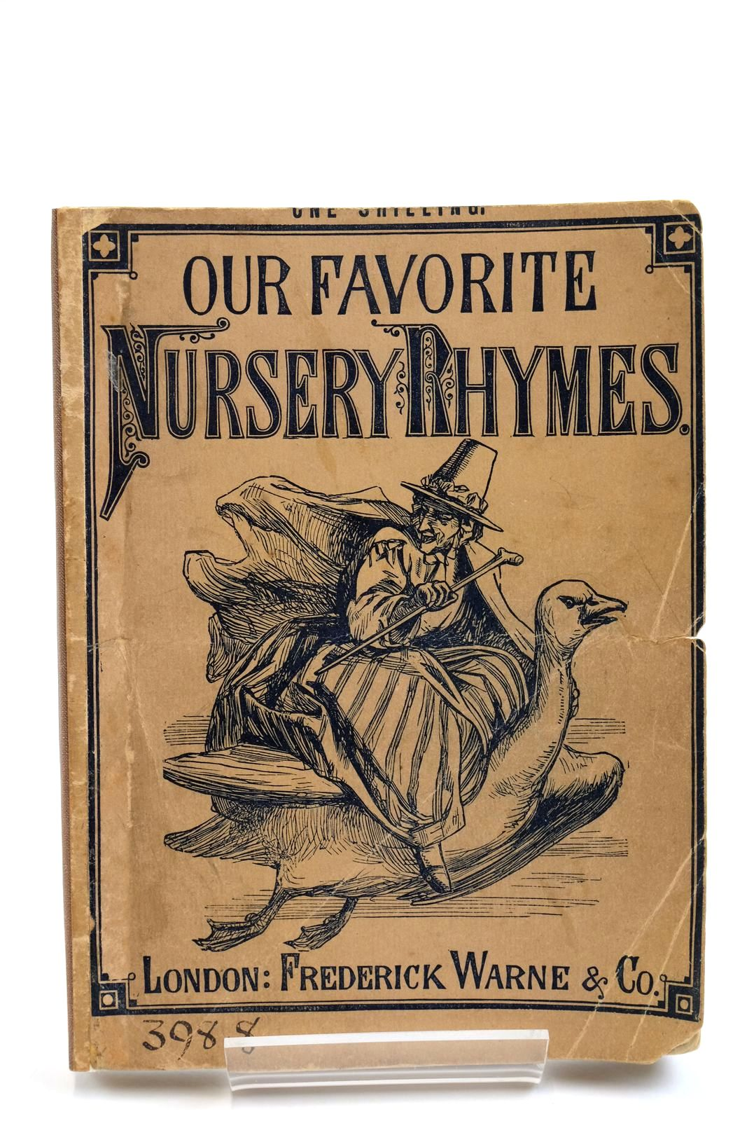 Photo of OUR FAVOURITE NURSERY RHYMES- Stock Number: 2133898
