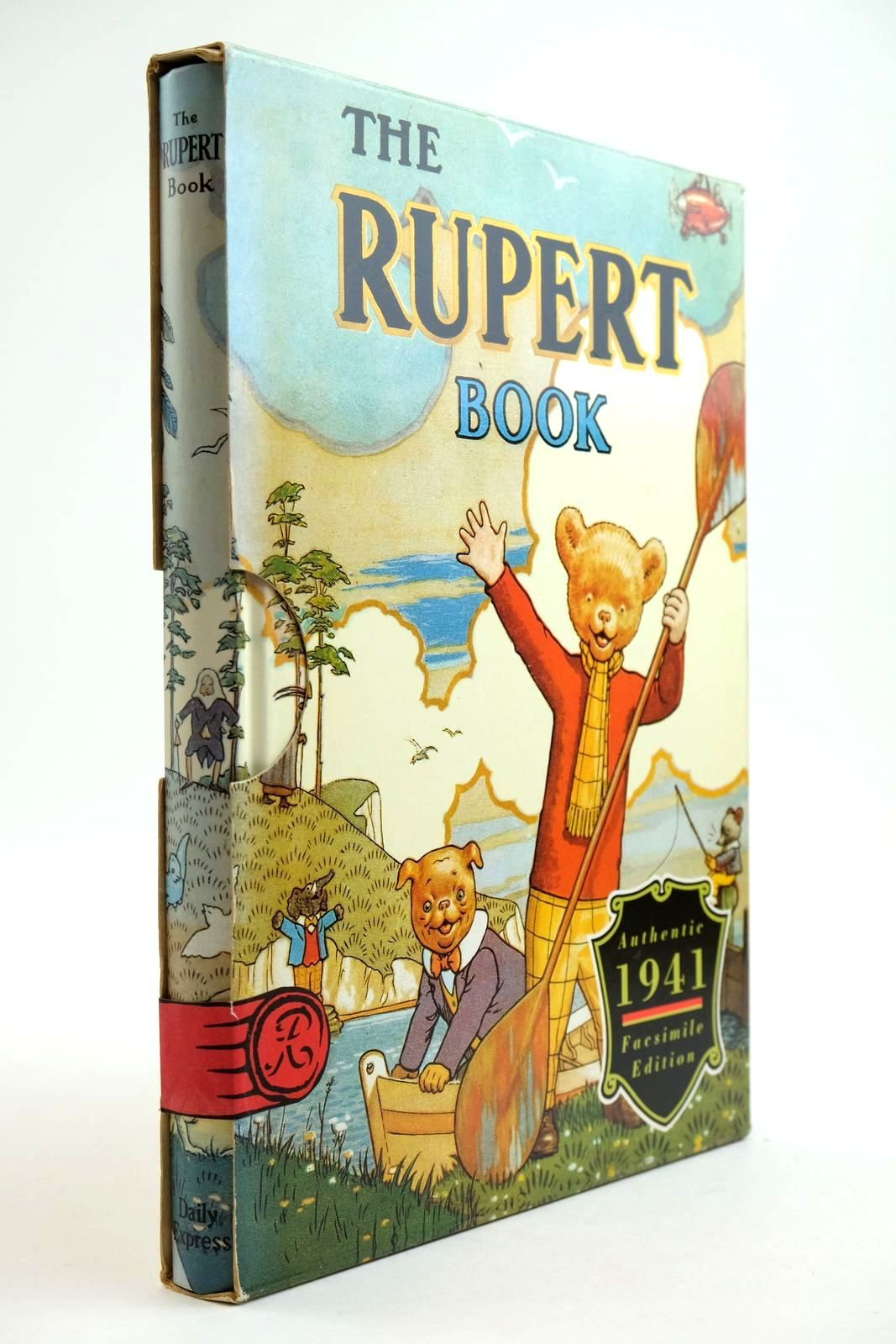 Photo of RUPERT ANNUAL 1941 (FACSIMILE) - THE RUPERT BOOK- Stock Number: 2133908