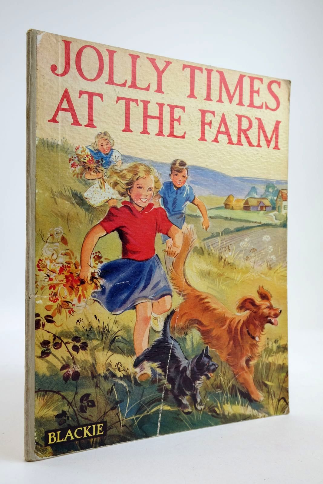 Photo of JOLLY TIMES AT THE FARM- Stock Number: 2133963