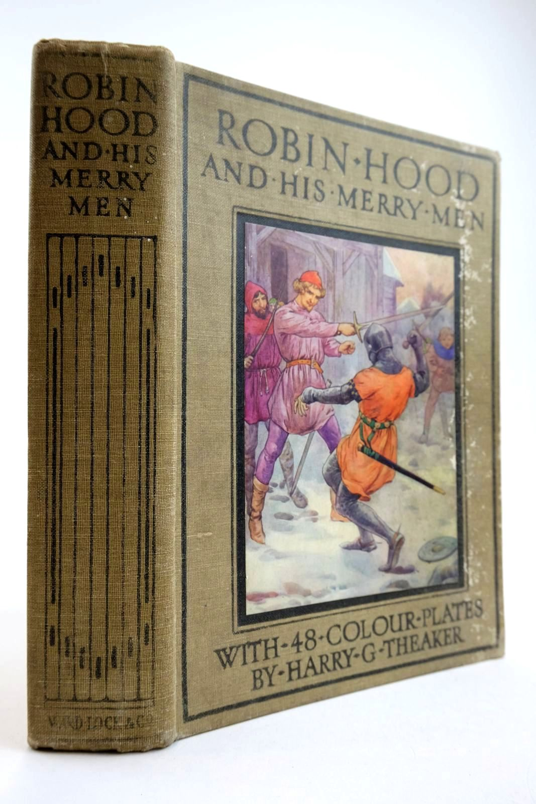 Photo of ROBIN HOOD AND HIS MERRY MEN- Stock Number: 2133970
