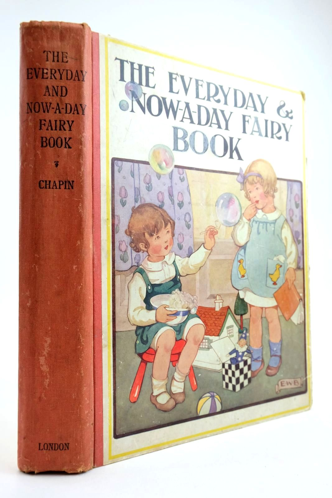 Photo of THE EVERYDAY AND NOW-A-DAY FAIRY BOOK- Stock Number: 2133975