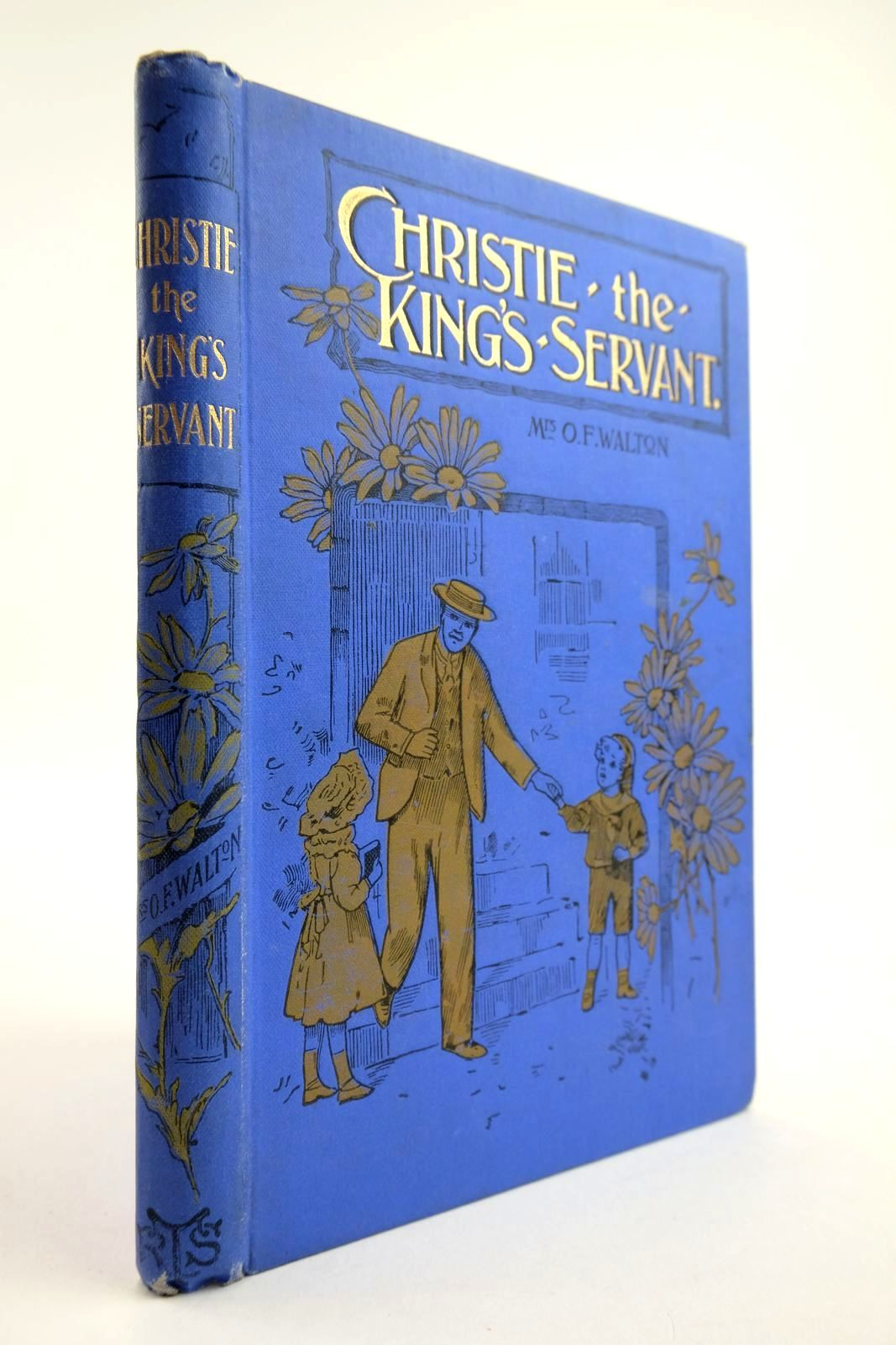 Photo of CHRISTIE, THE KING'S SERVANT- Stock Number: 2133977