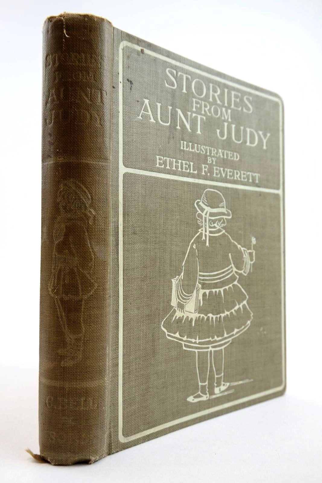 Photo of STORIES FROM AUNT JUDY written by Clark, Mary Senior Young, Minnie et al, illustrated by Everett, Ethel F. published by G. Bell And Sons, Ltd. (STOCK CODE: 2133978)  for sale by Stella & Rose's Books