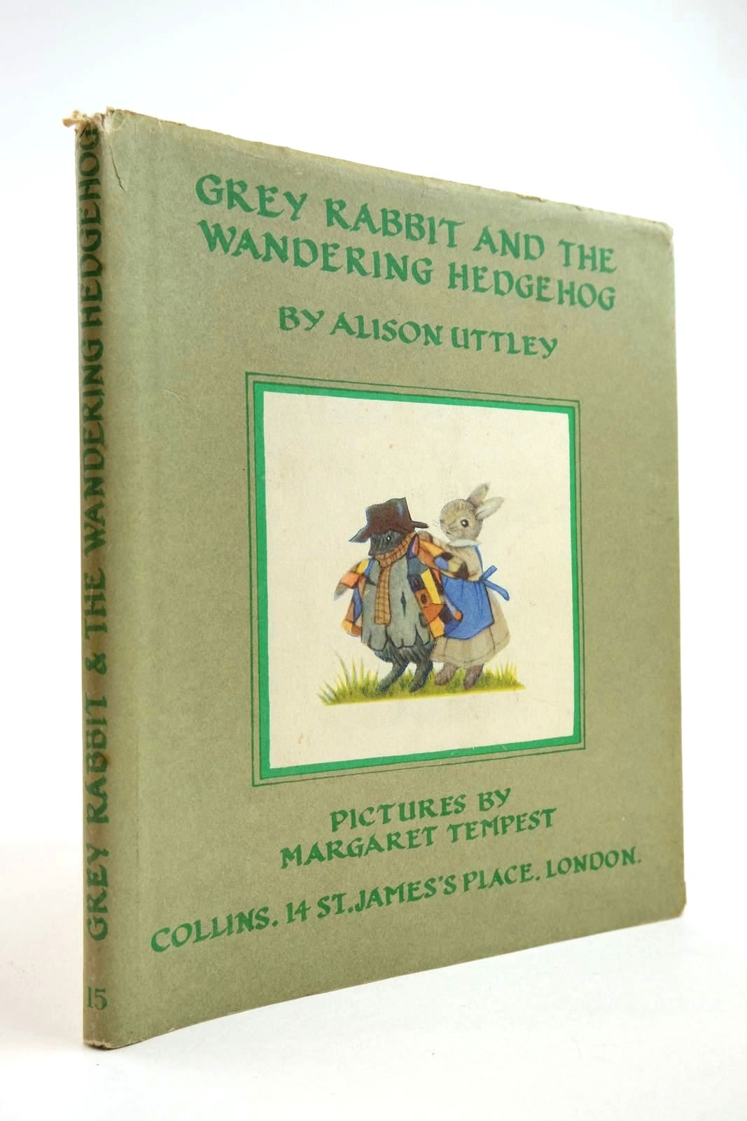 Photo of GREY RABBIT AND THE WANDERING HEDGEHOG written by Uttley, Alison illustrated by Tempest, Margaret published by Collins (STOCK CODE: 2133979)  for sale by Stella & Rose's Books