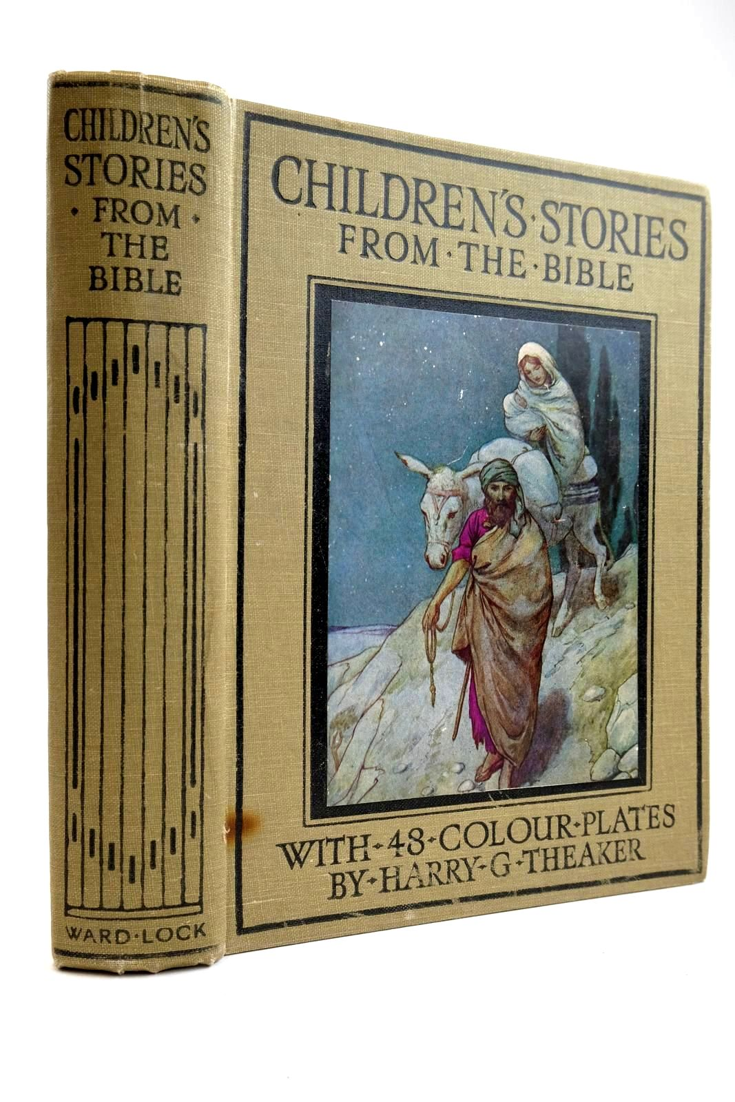 Photo of CHILDREN'S STORIES FROM THE BIBLE- Stock Number: 2133987