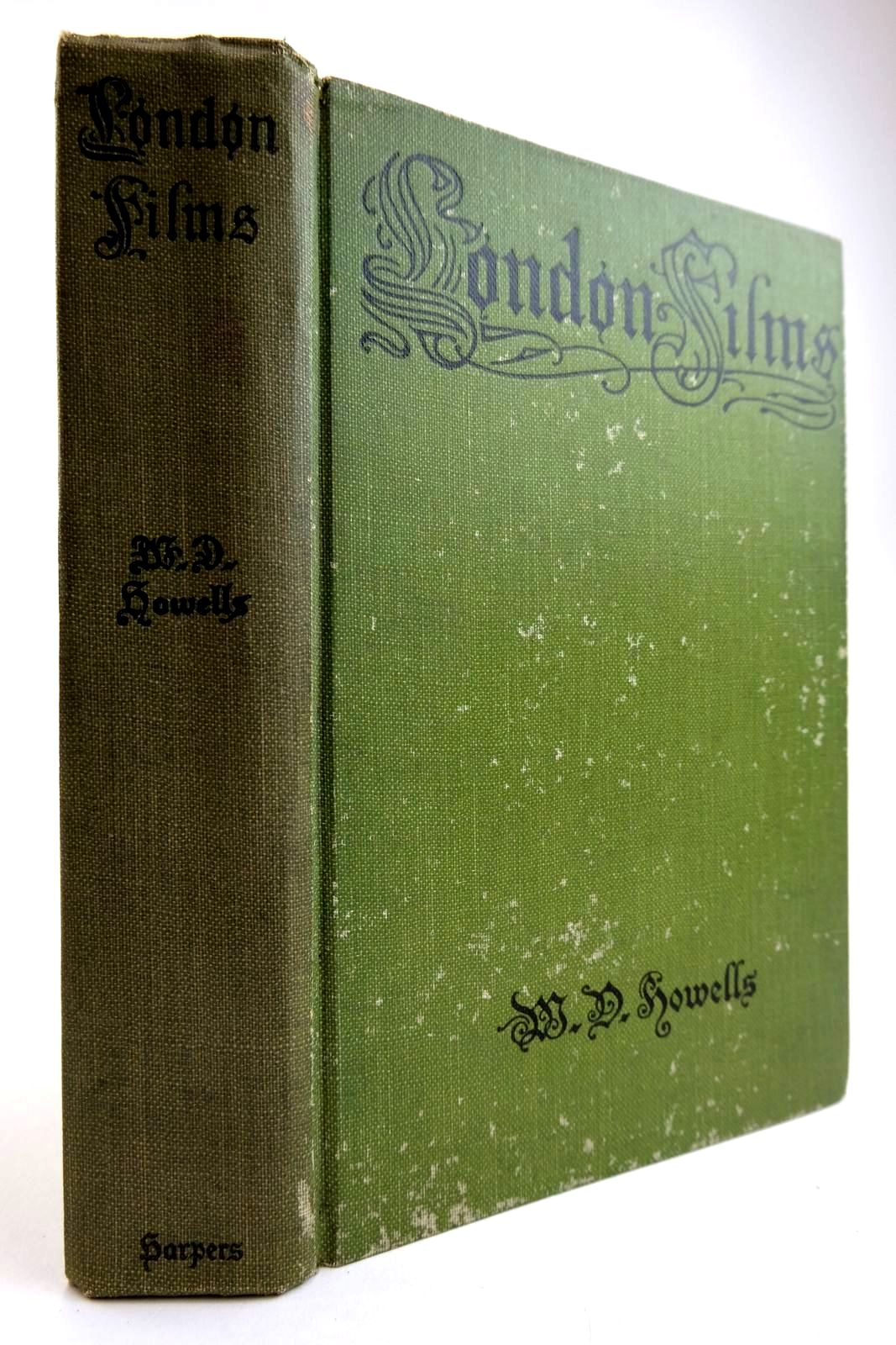 Photo of LONDON FILMS AND CERTAIN DELIGHTFUL ENGLISH TOWNS- Stock Number: 2133988