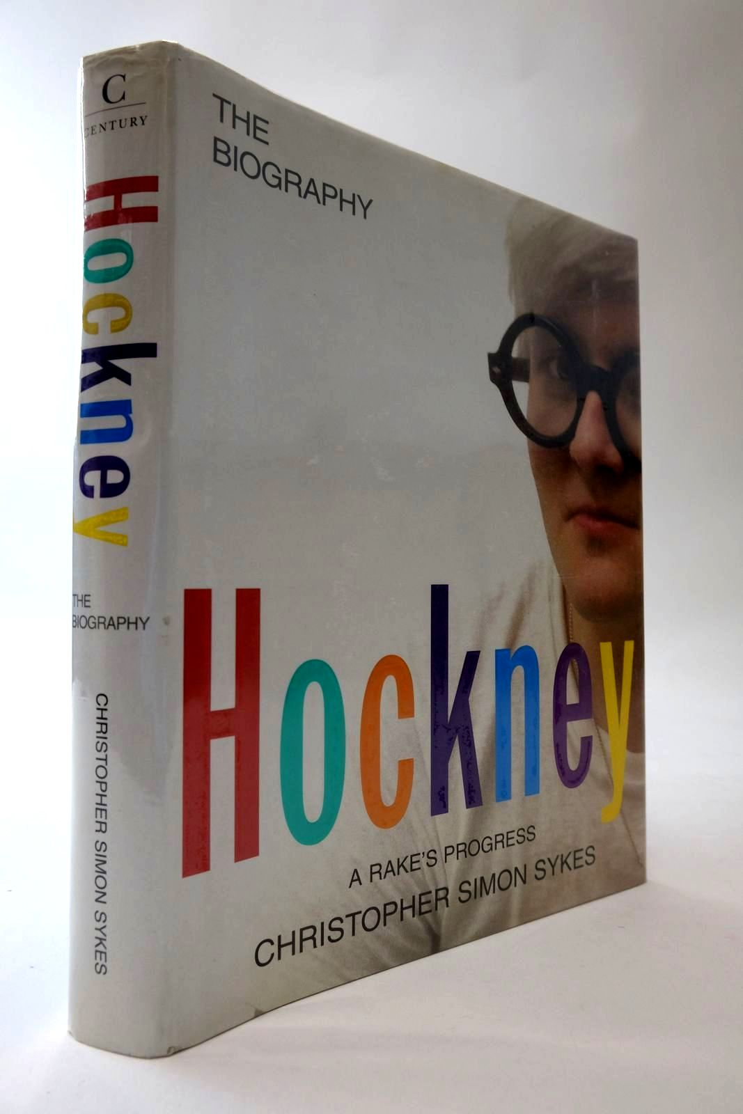 Photo of HOCKNEY: THE BIOGRAPHY VOLUME 1 1937-1975 written by Sykes, Christopher Simon illustrated by Hockney, David published by Century (STOCK CODE: 2134000)  for sale by Stella & Rose's Books